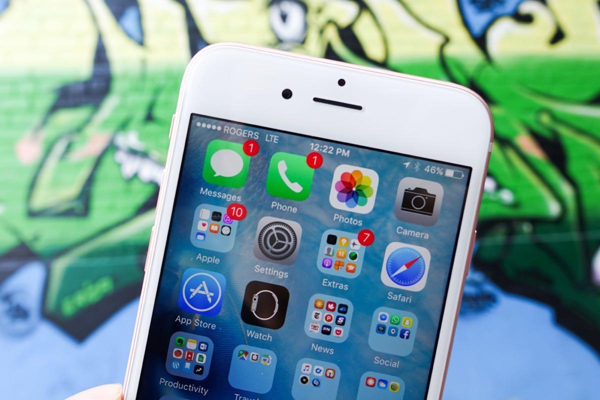 Apple iOS 11 2