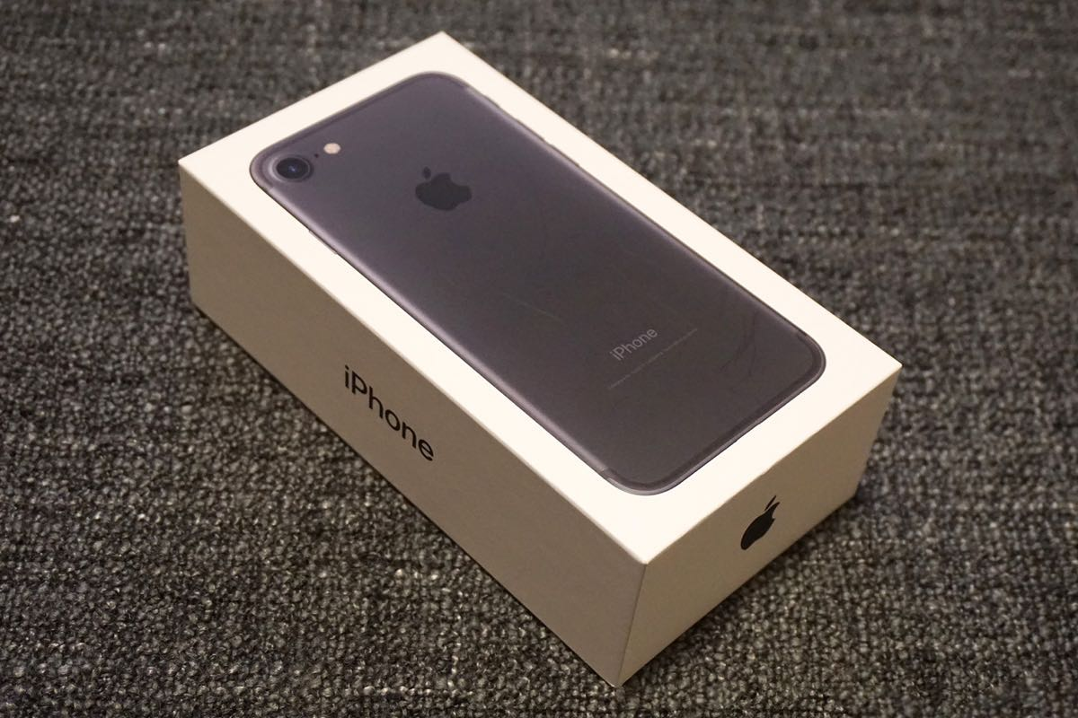 Apple iPhone 6s box
