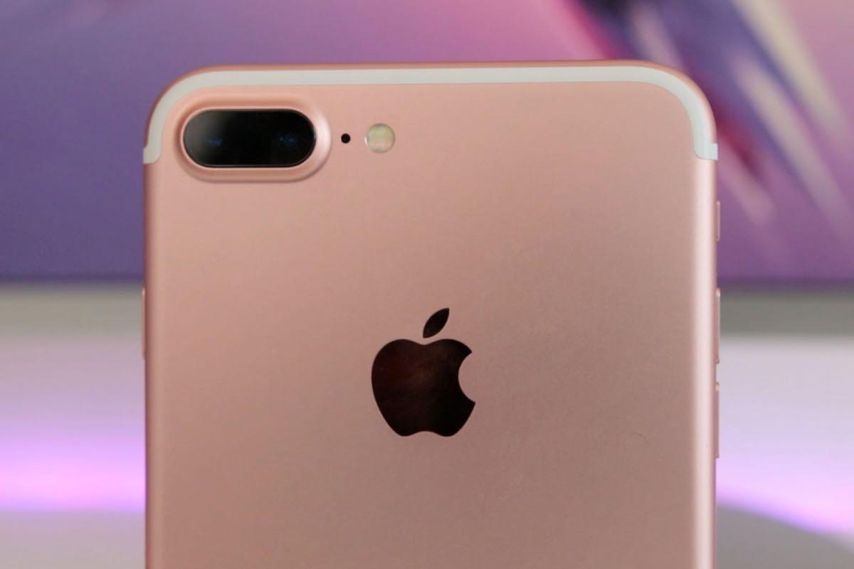 Apple iPhone 7 Plus Blow Fire 0