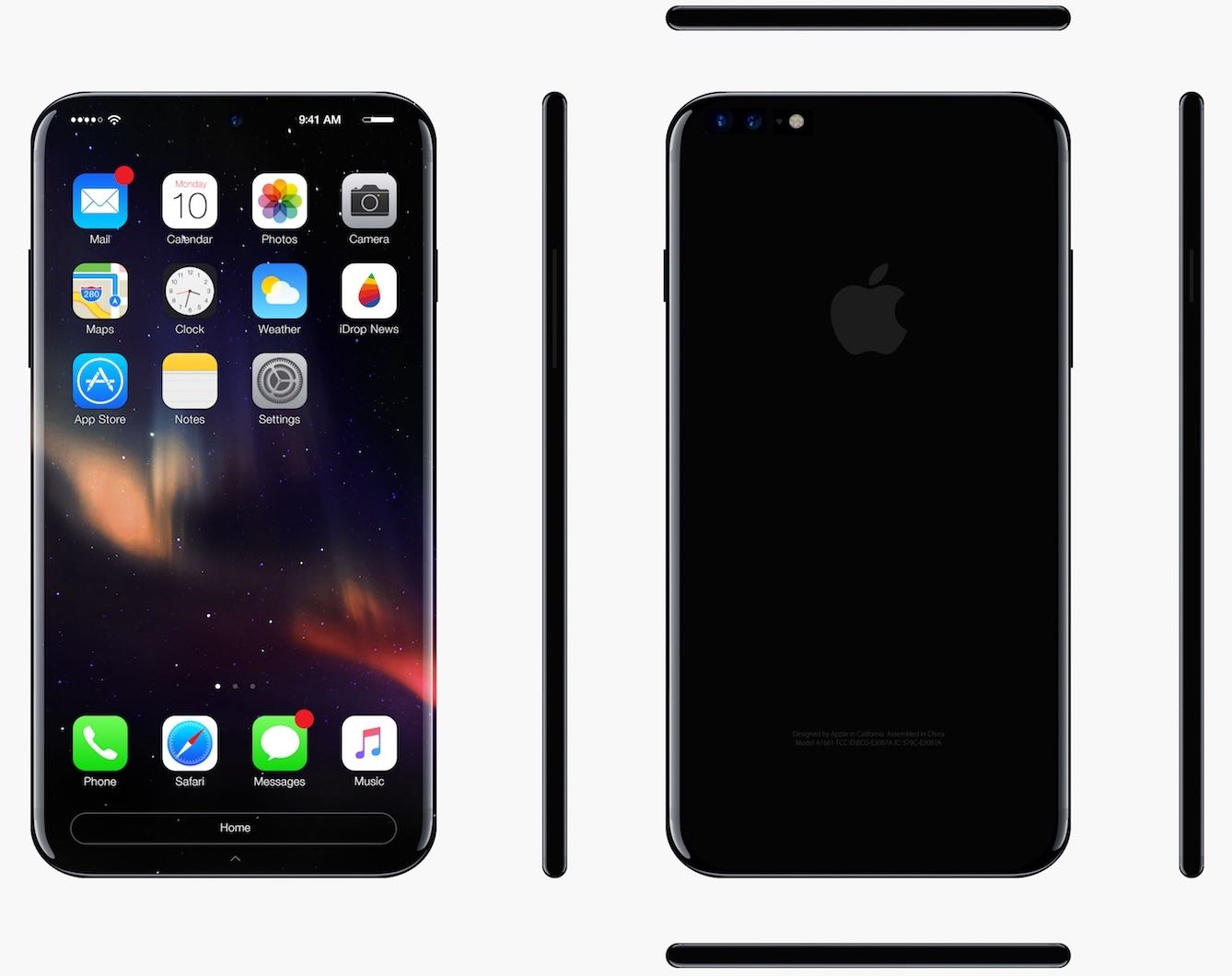 Apple iPhone 8 Concept Photo