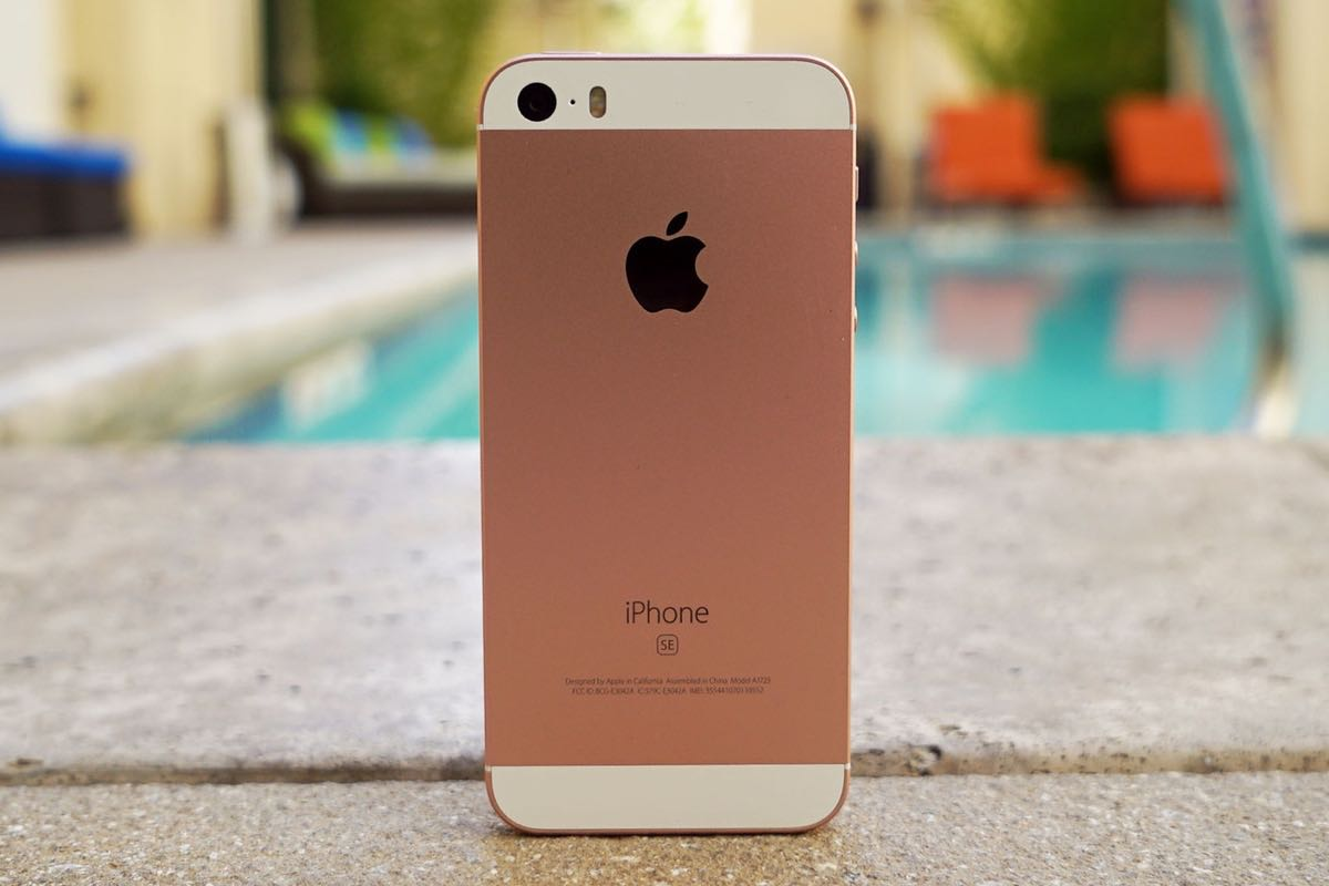 Apple iPhone SE Russia
