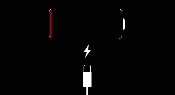 Apple iPhone iOS 10 Low Battery