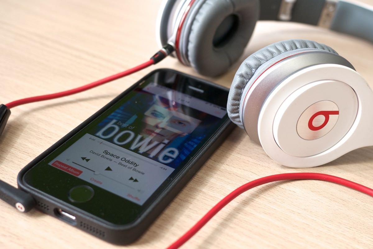 Beats Apple Music VK
