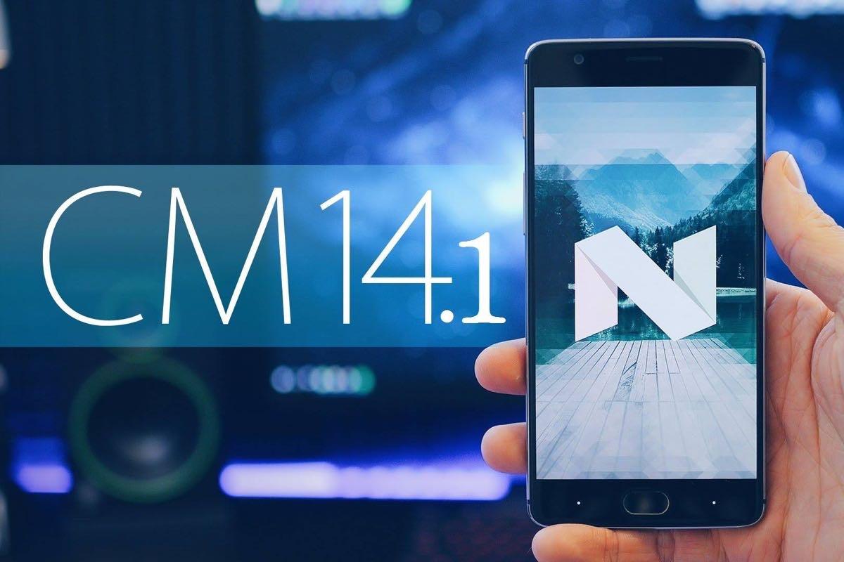 CyanogenMod 14.1 2