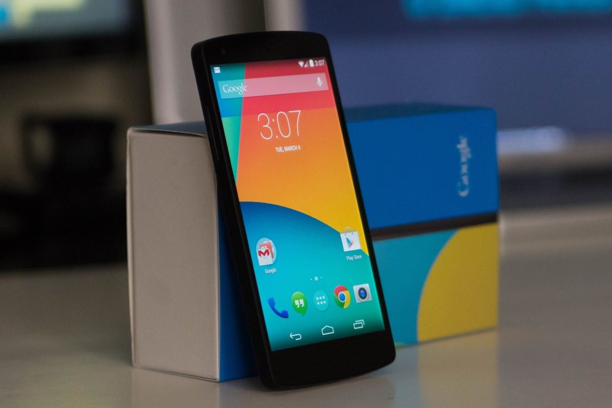 Google Nexus 5 Buy Shop Unboxing Review 2