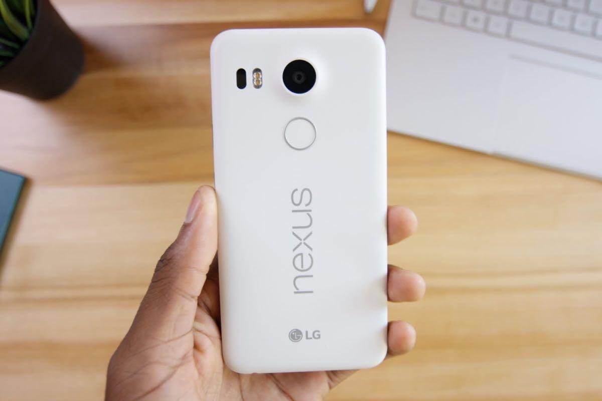 Google Nexus 5X 1