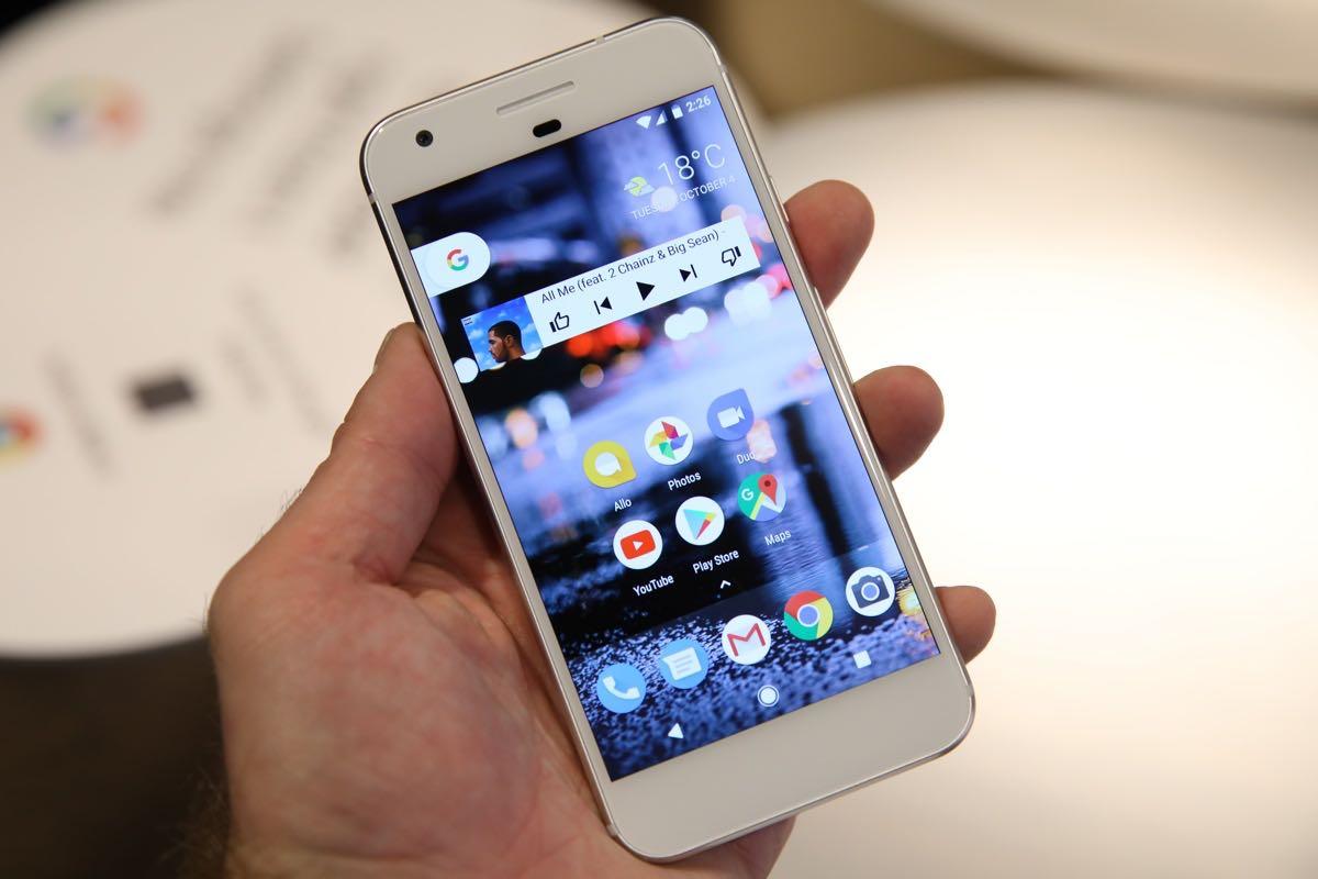 Google Pixel M Nexus 5