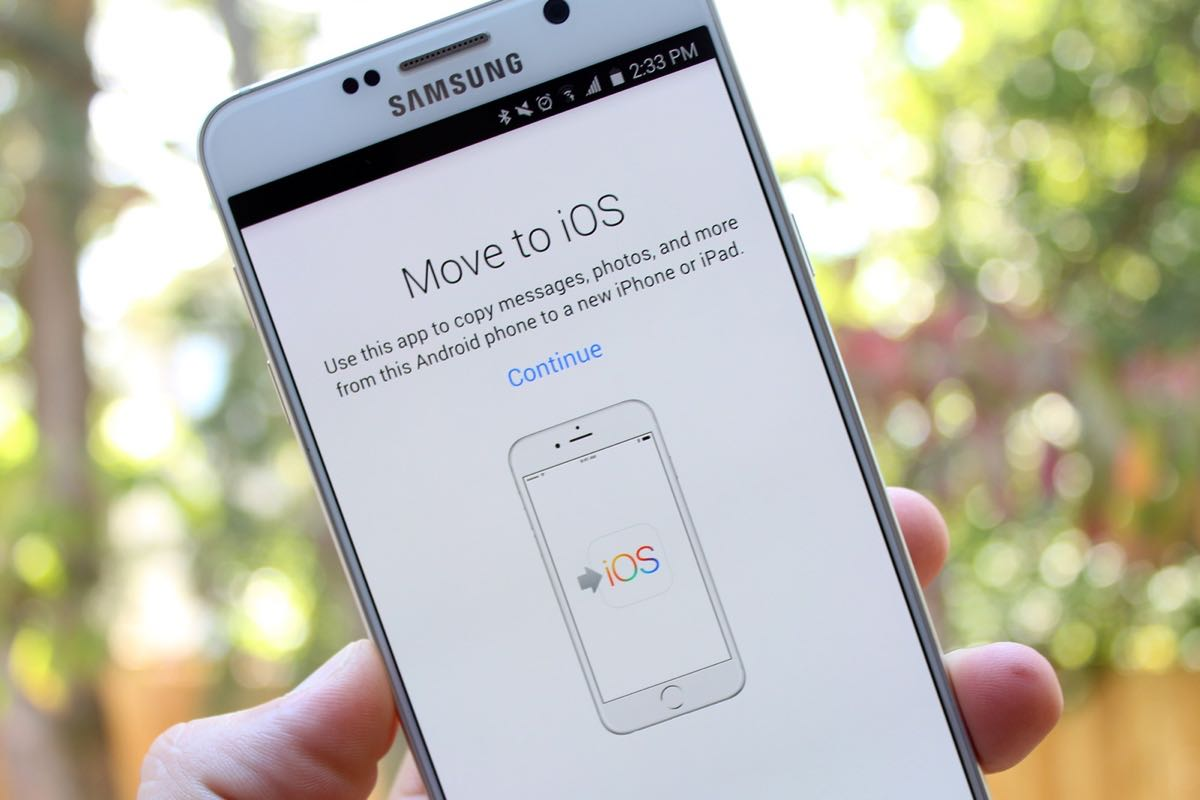 Google Play Move to iOS 2