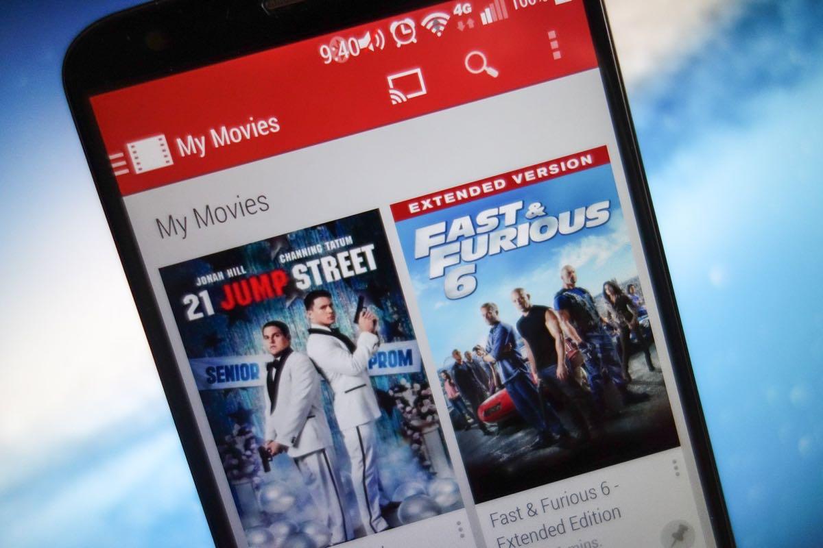 Google Play Movies 2