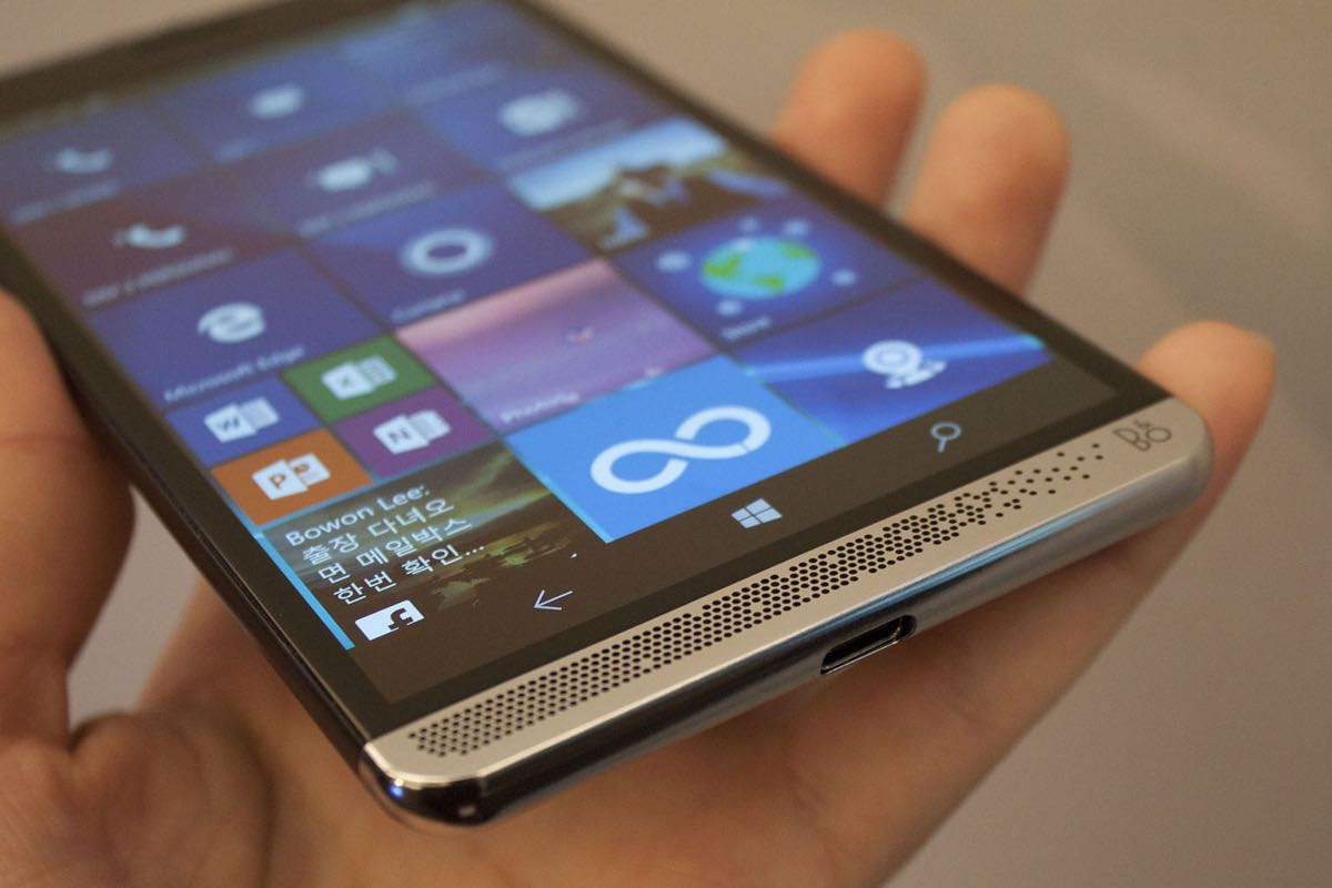 HP Elite x3 Windows 10 Mobile