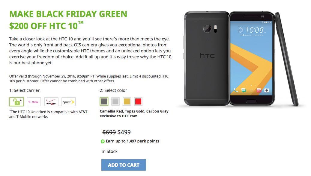 HTC 10 Buy
