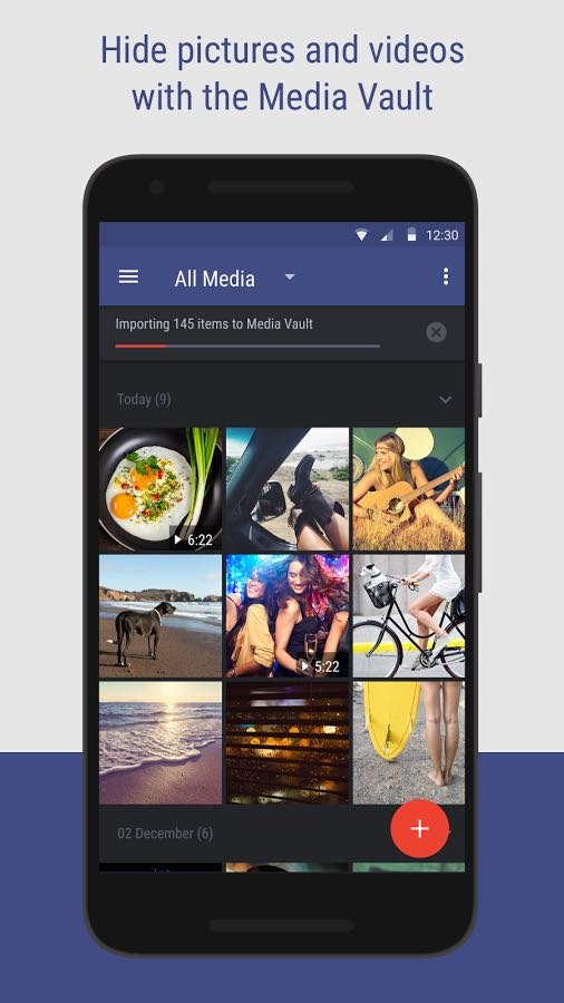Hexlock App Lock & Photo Vault Android App 0