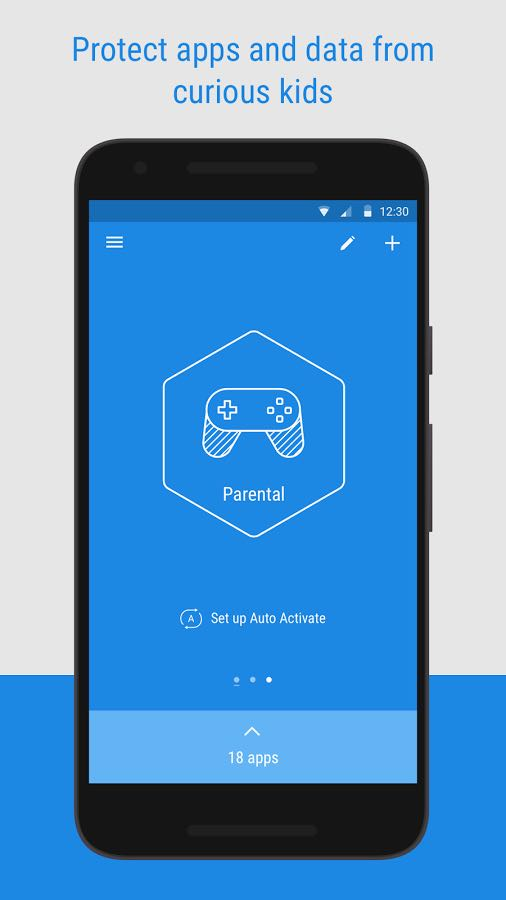 Hexlock App Lock & Photo Vault Android App 3