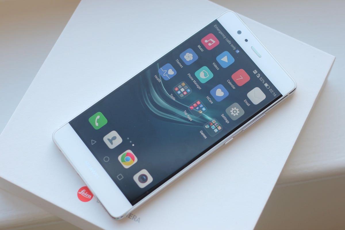 Huawei P9 P10 Android Nougat 2