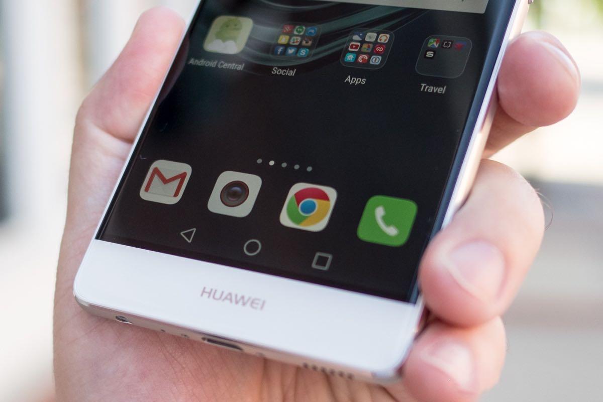 Huawei P9 P10 Android Nougat