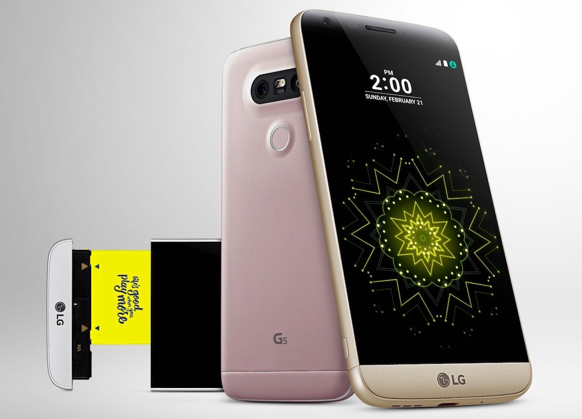 LG G5 SE 1