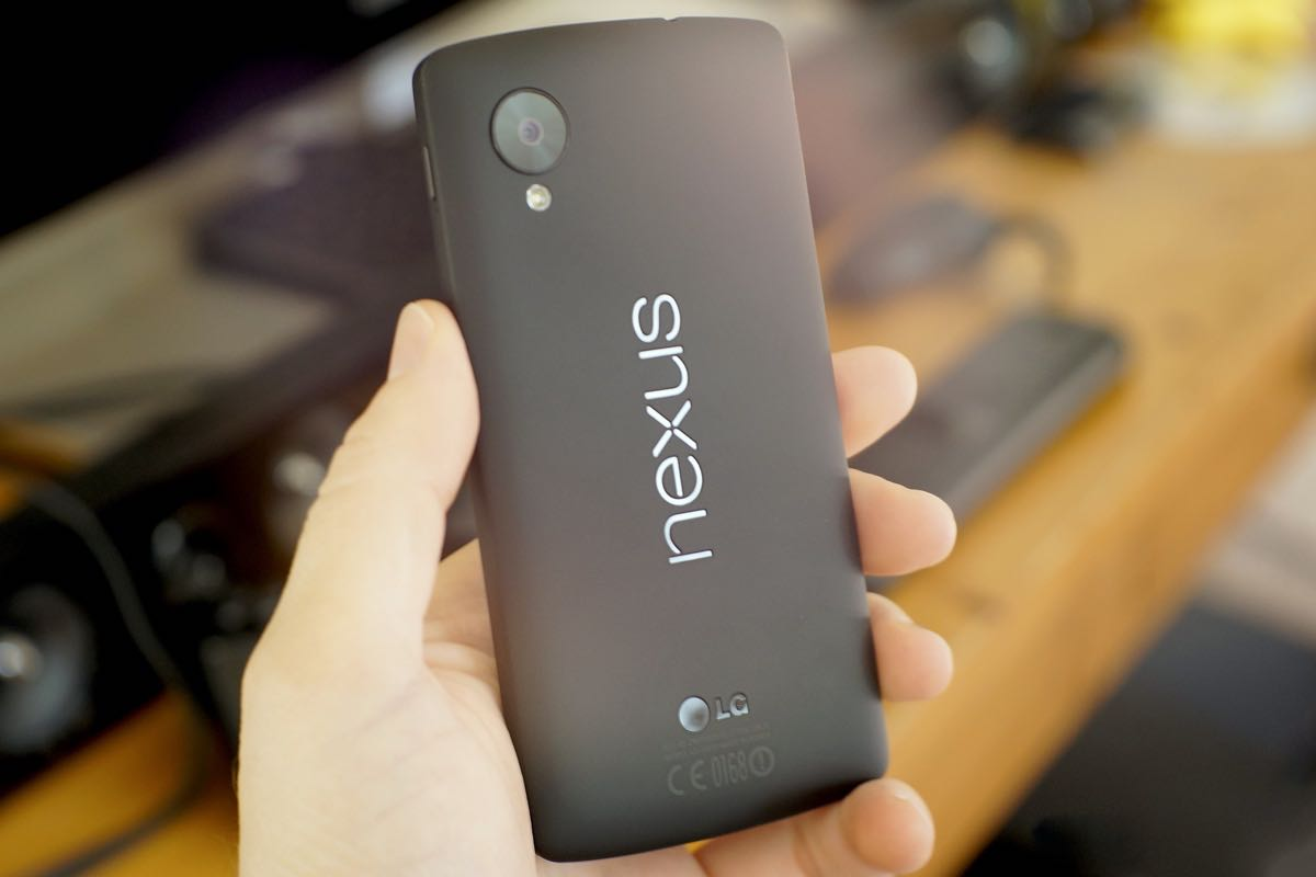 LG Google Nexus 5 5