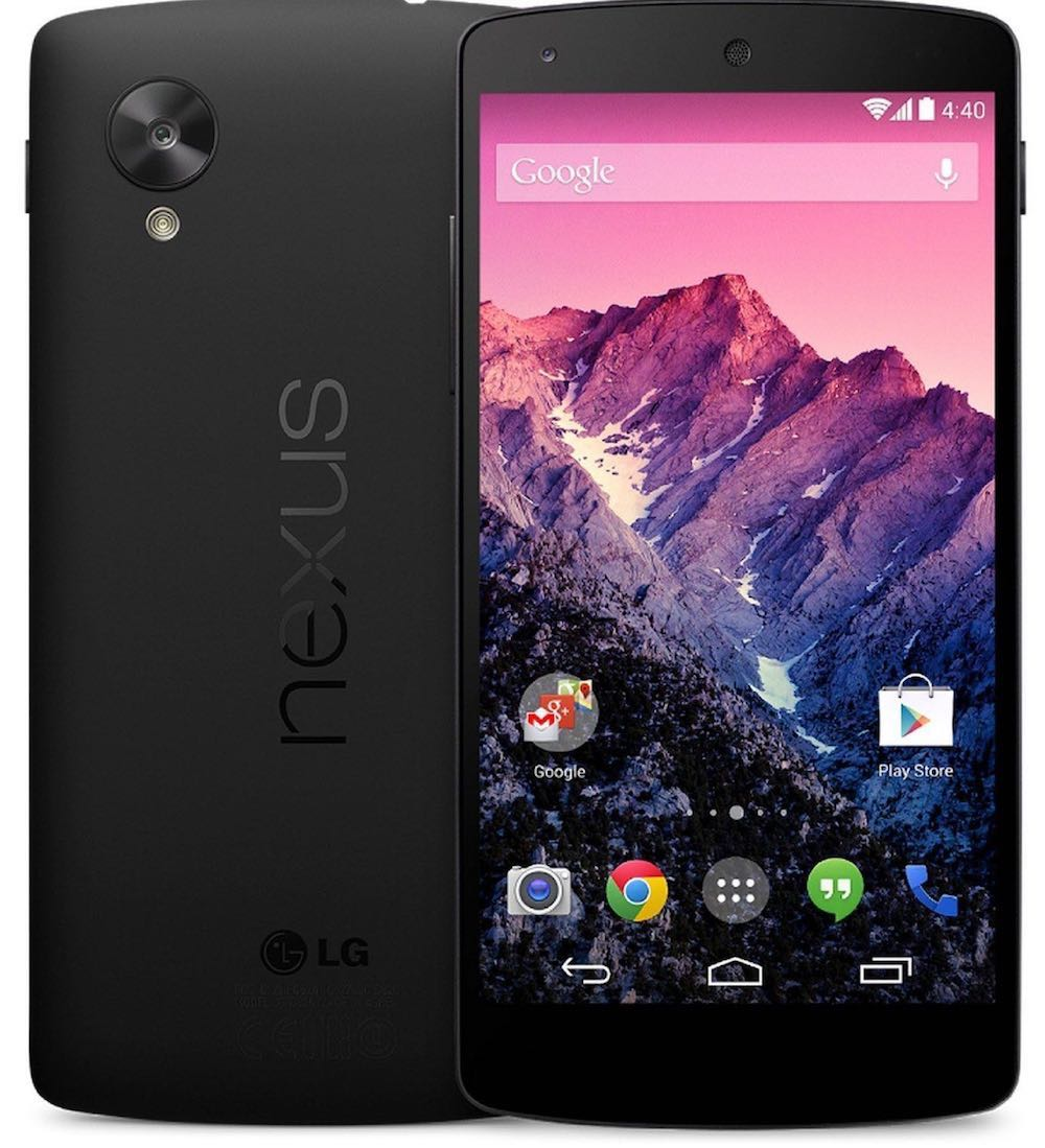 LG Google Nexus 55