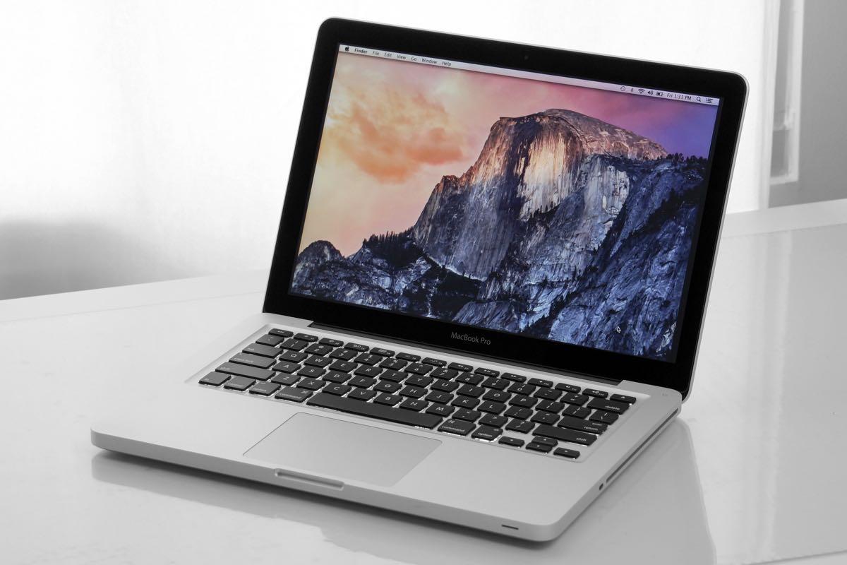 MacBook Pro 2011 2