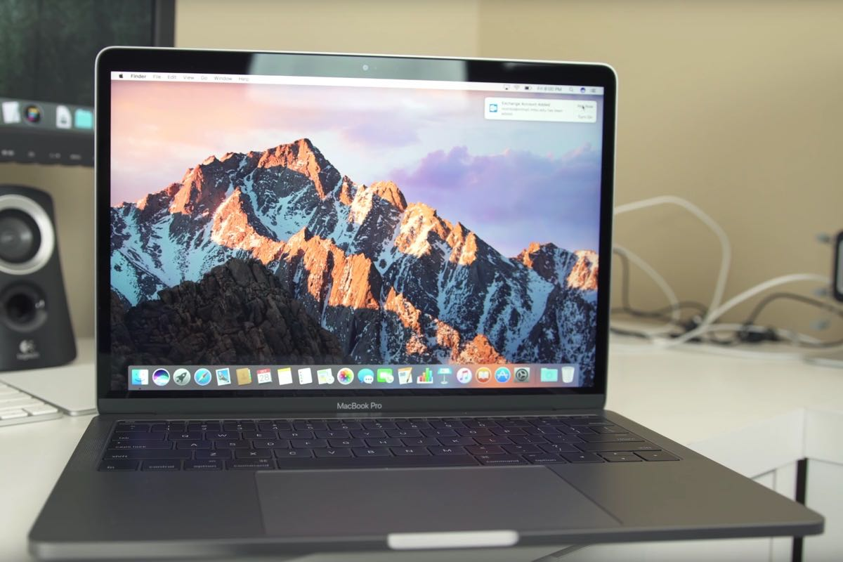 MacBook Pro Speed Test 2016 MacBook 12 2