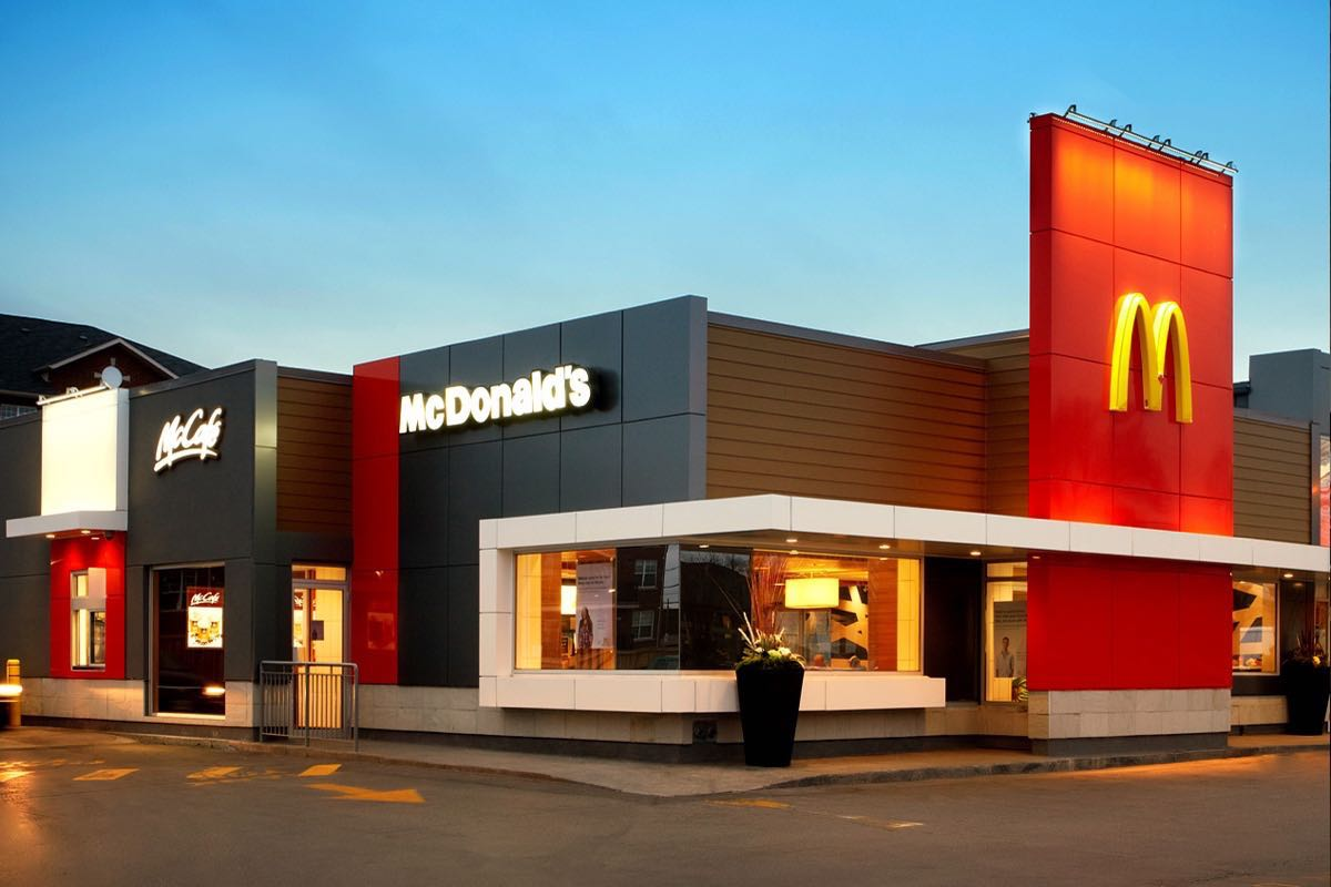 McDonald's Apple iOS 2