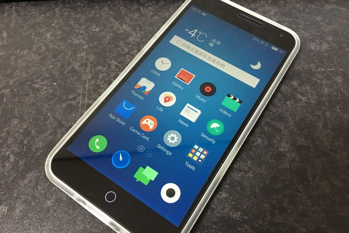 Meizu M5 Note 3