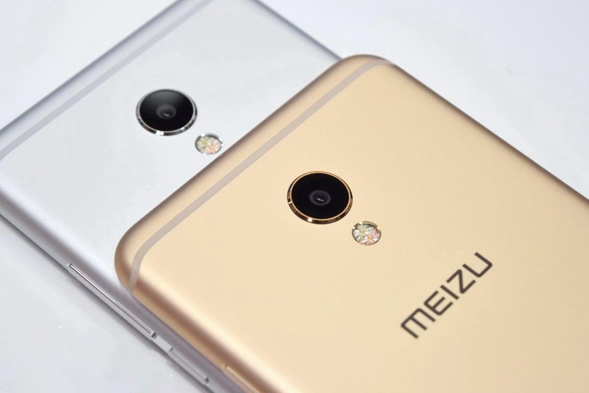 Meizu MX6 Russia