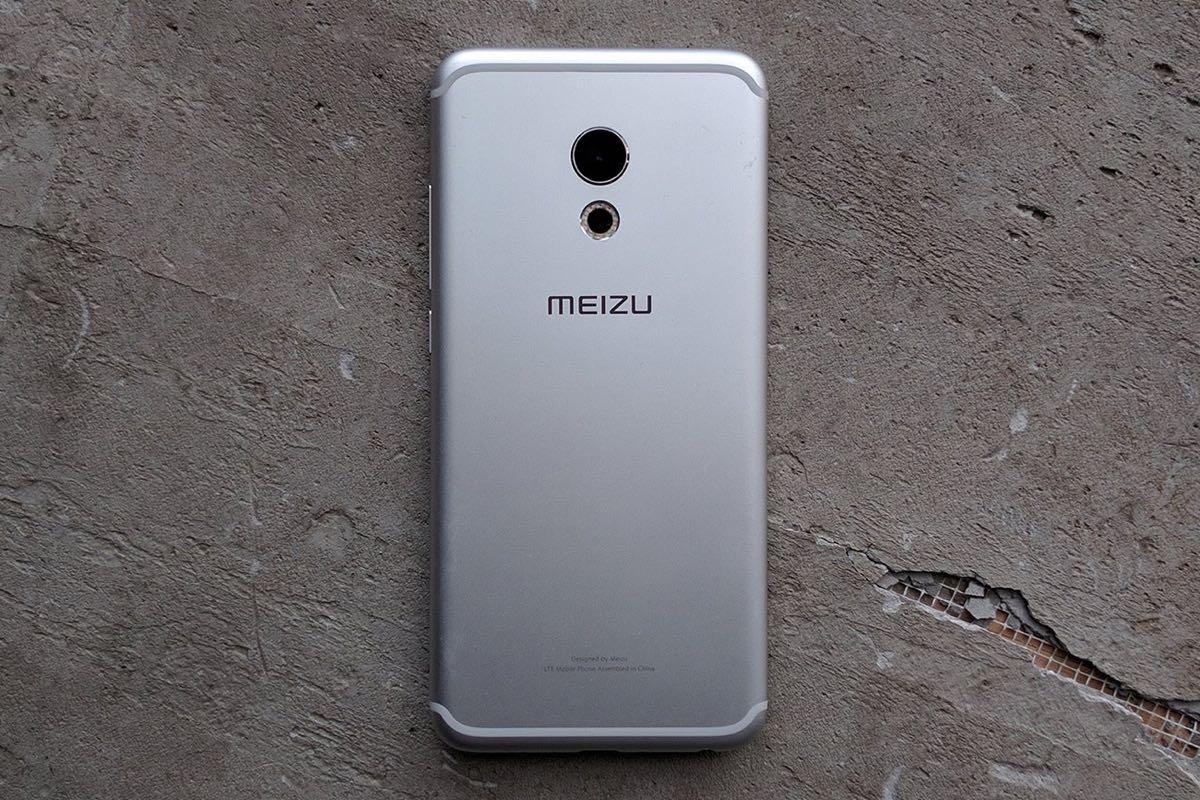 Smartphones with dual sim cards and cameras: Flyme 6 meizu