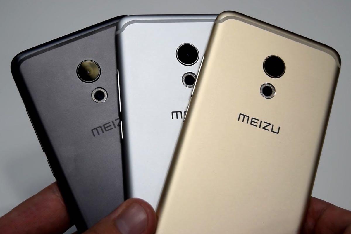 Meizu Pro 6 Russia 2