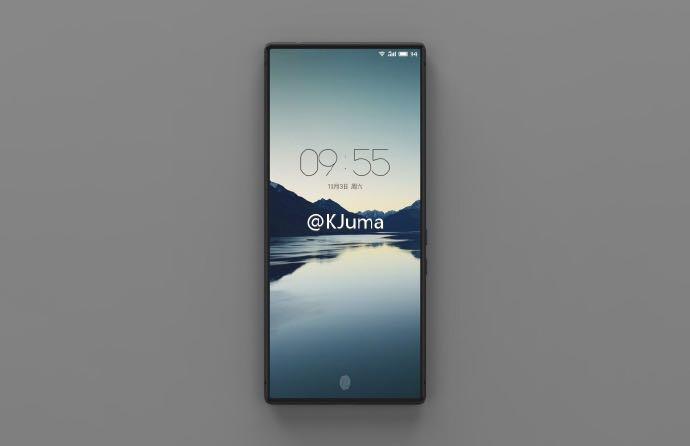 Meizu Xiaomi Mi Mix 2