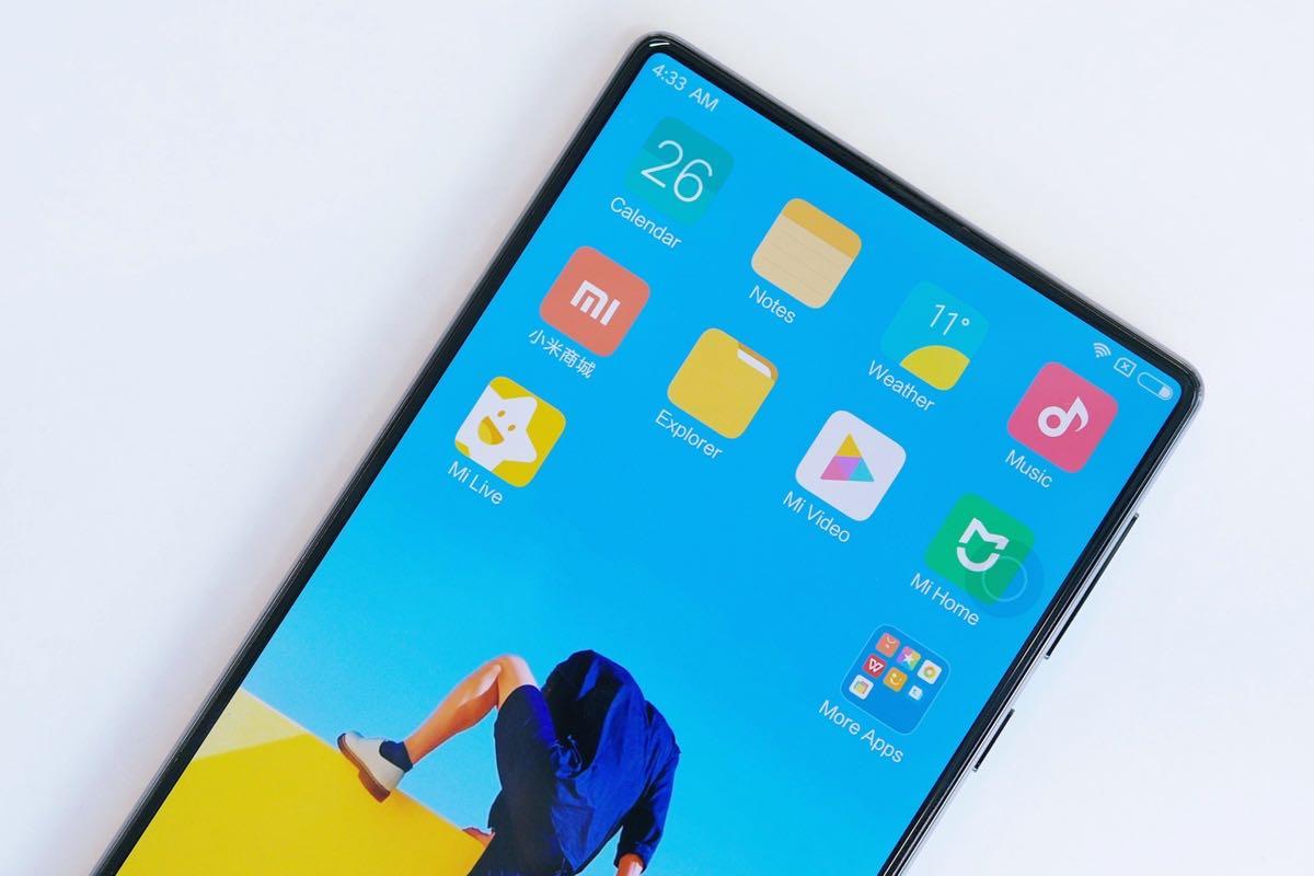 Meizu Xiaomi Mi Mix 5
