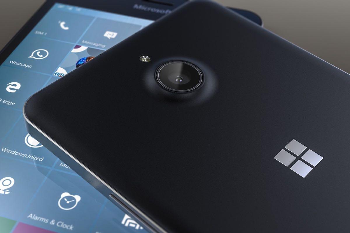 Microsoft Lumia 750 5