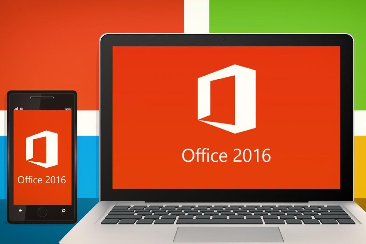 Microsoft Office 2016 2
