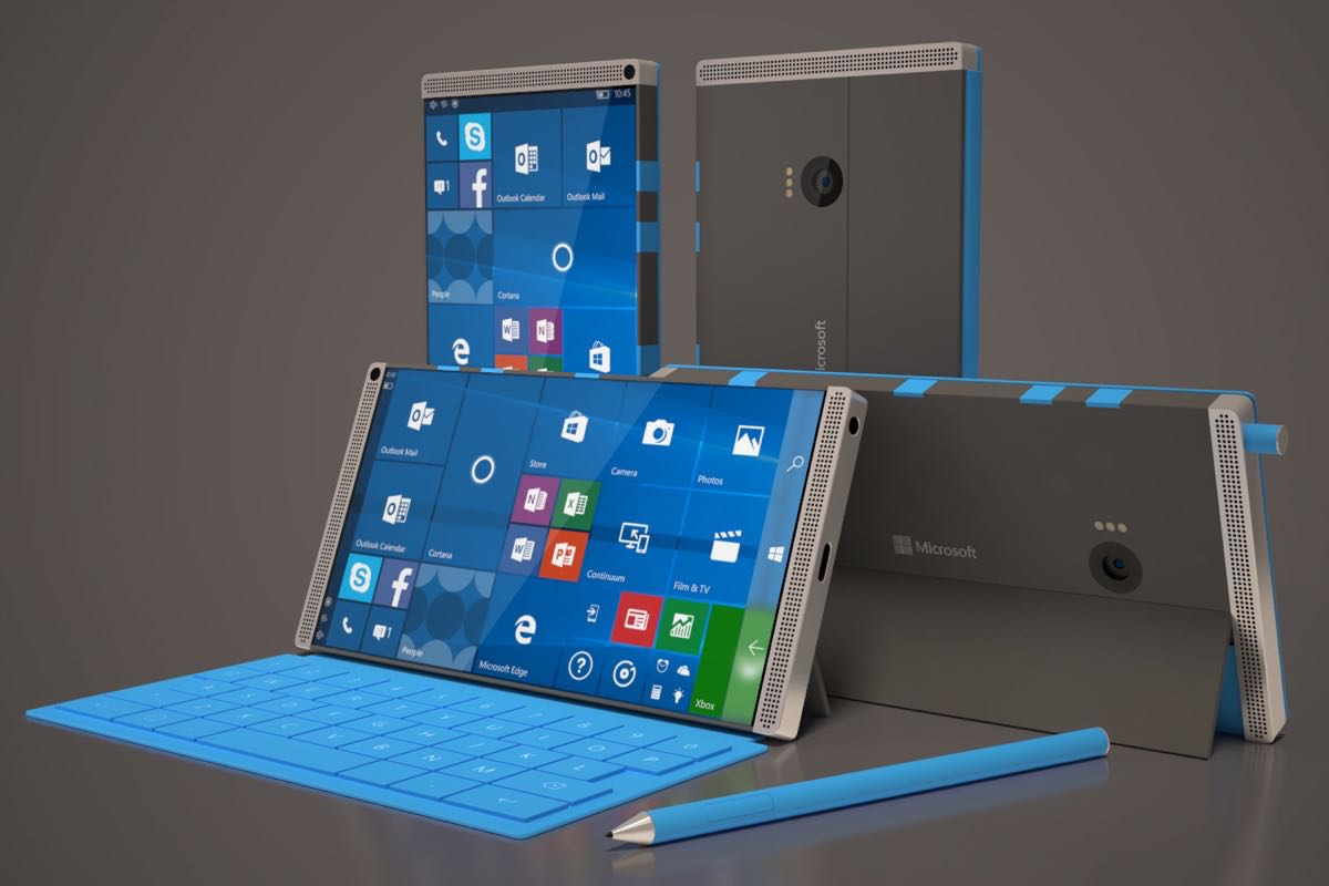Microsoft Surface Phone 2