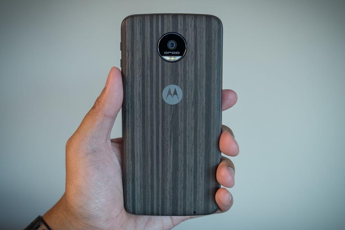 Motorola Moto Z Russia 3