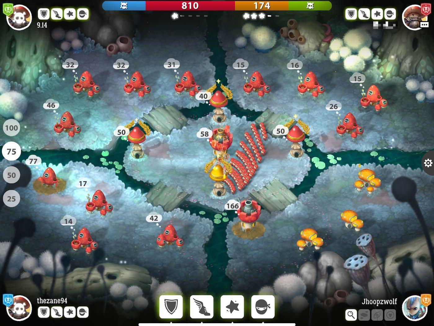 Mushroom Wars 2 Review iPad iPhone Download Free 2