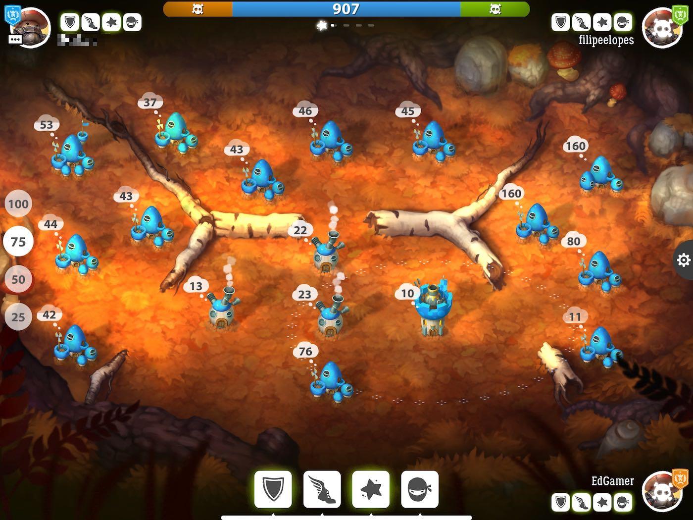 Mushroom Wars 2 Review iPad iPhone Download Free 3