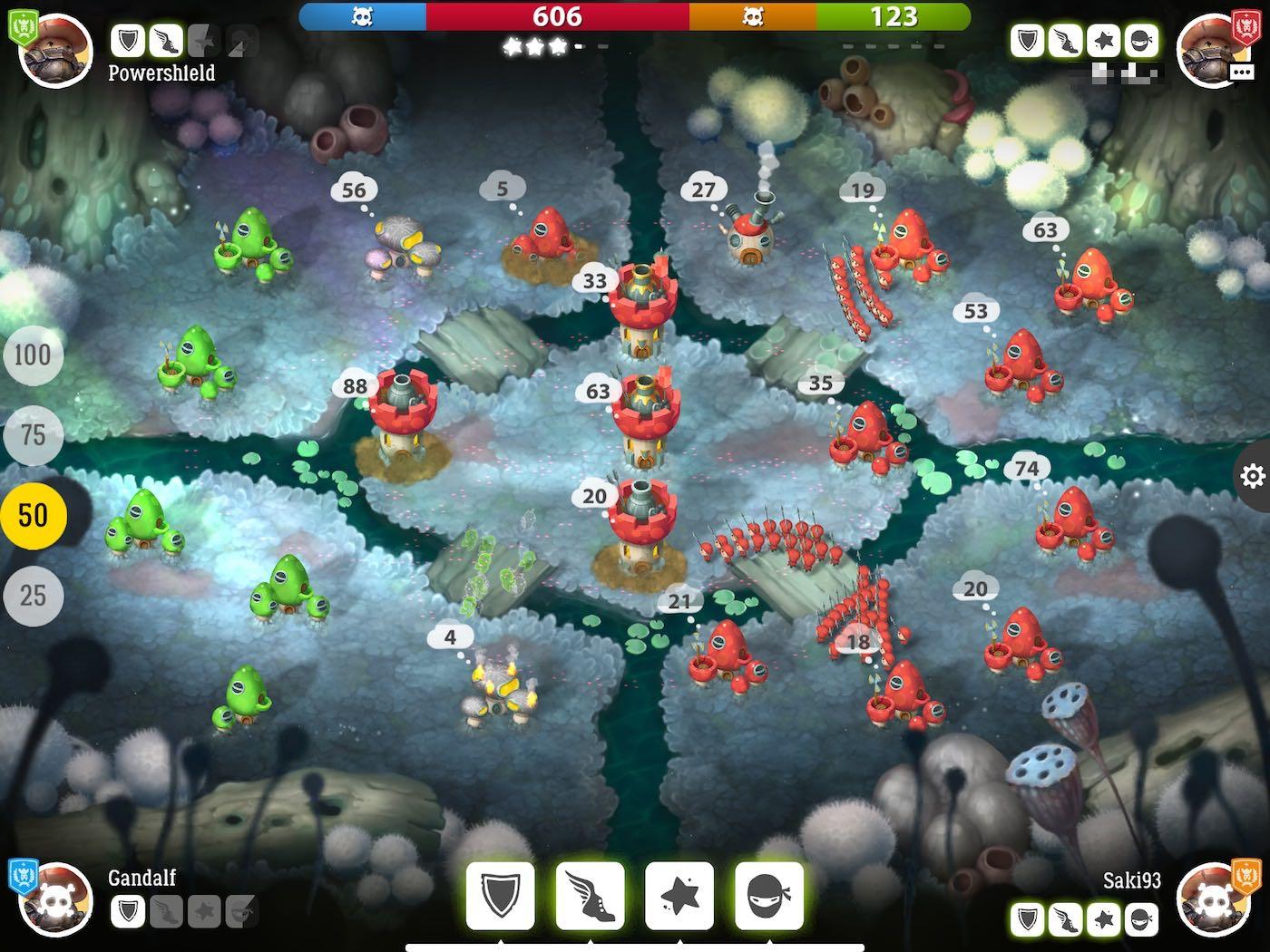 Mushroom Wars 2 Review iPad iPhone Download Free 4
