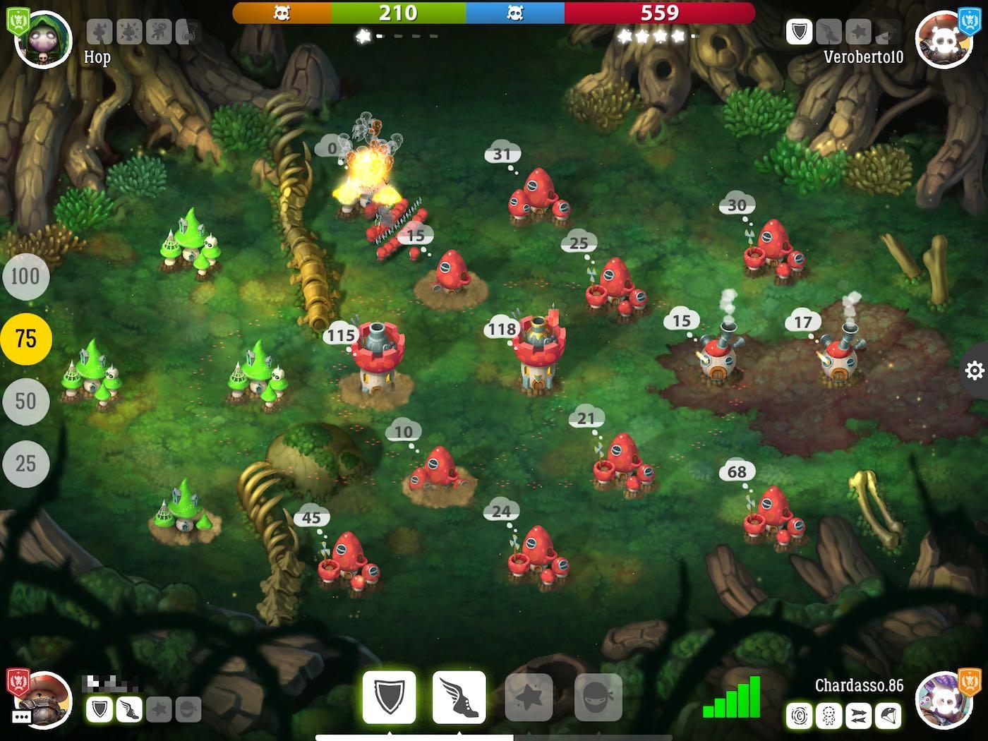 Mushroom Wars 2 Review iPad iPhone Download Free 5