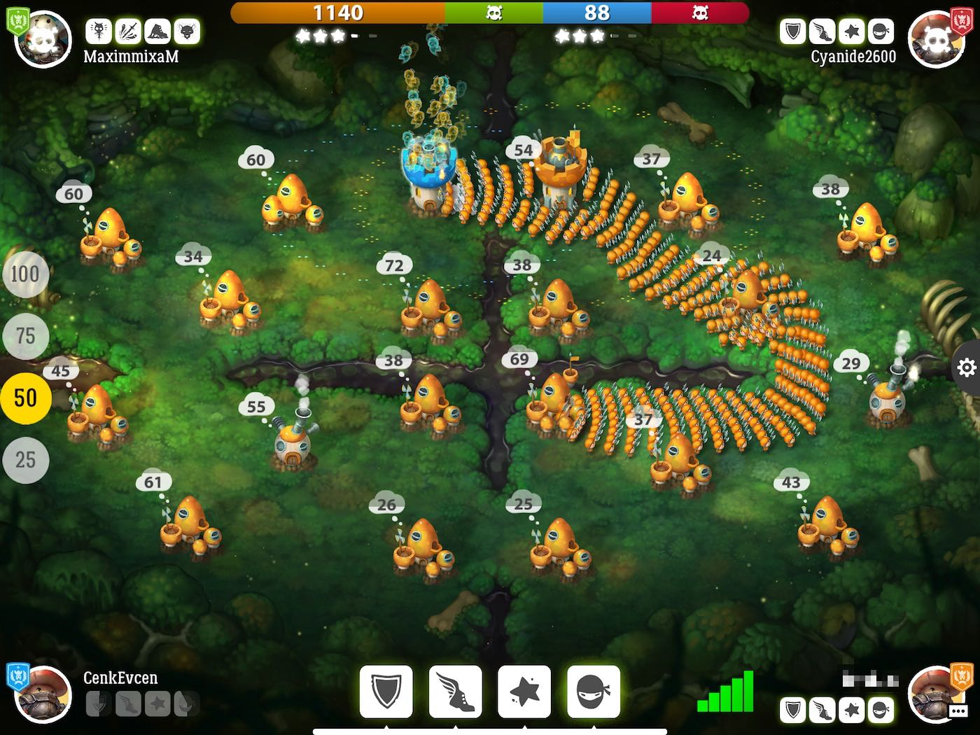 Mushroom Wars 2 Review iPad iPhone Download Free 6