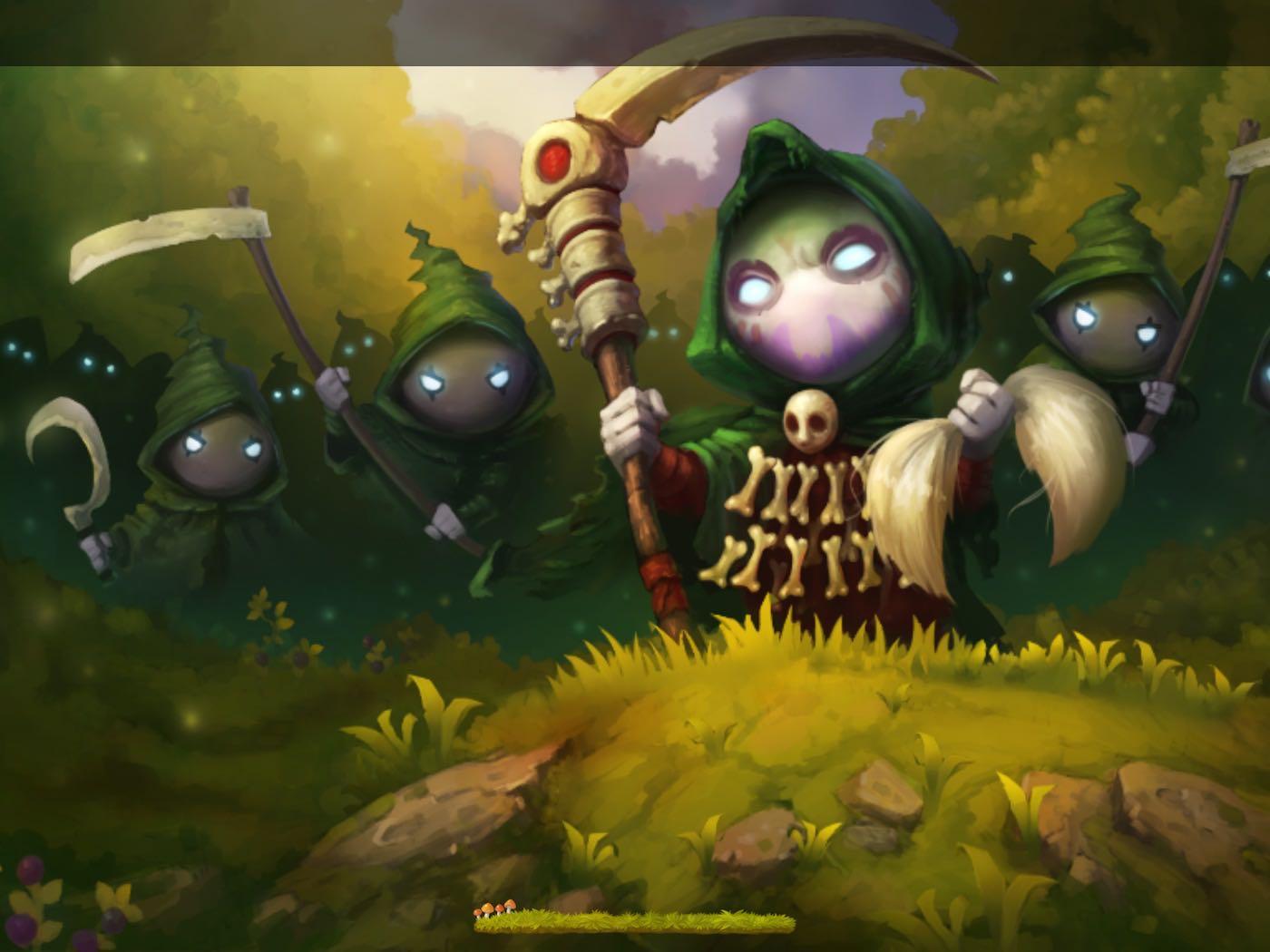 Mushroom Wars 2 Review iPad iPhone Download Free 9