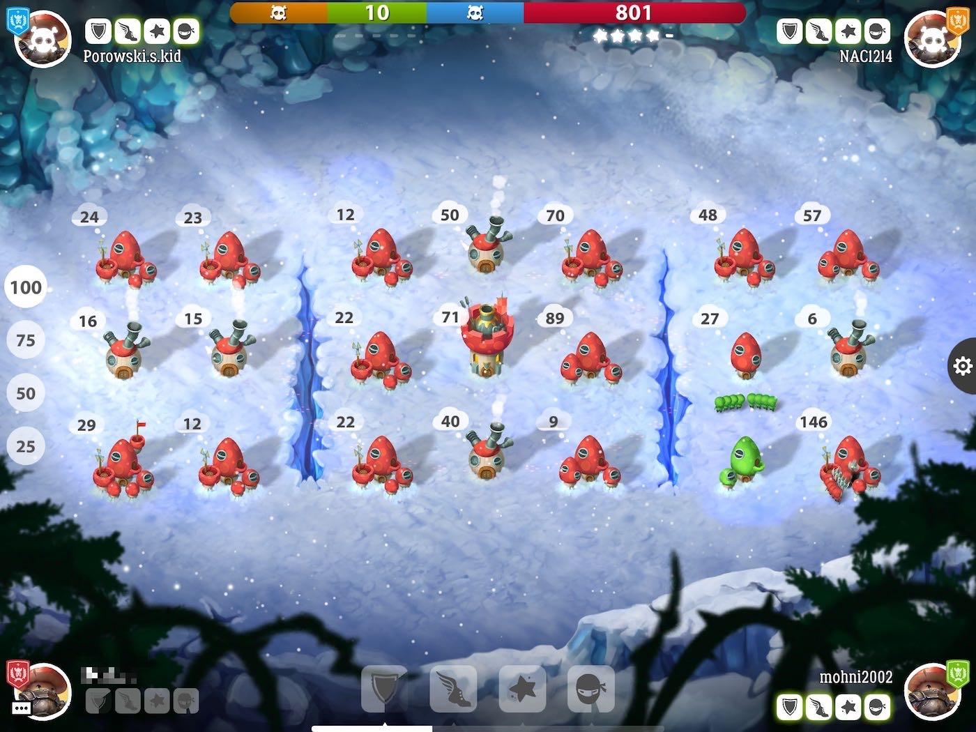 Mushroom Wars 2 Review iPad iPhone Download Free