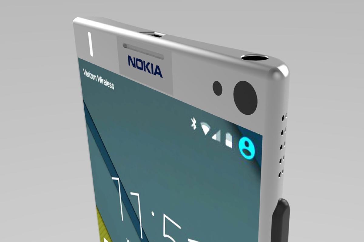 Nokia SmartPhone Android 2