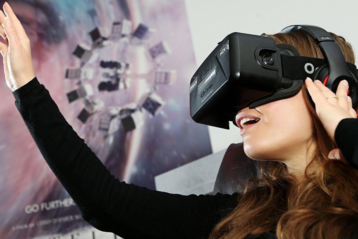 Oculus Facebook VR 4