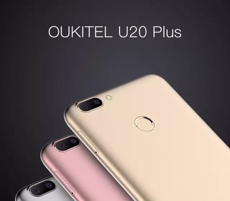 Oukitel U20 Plus 3