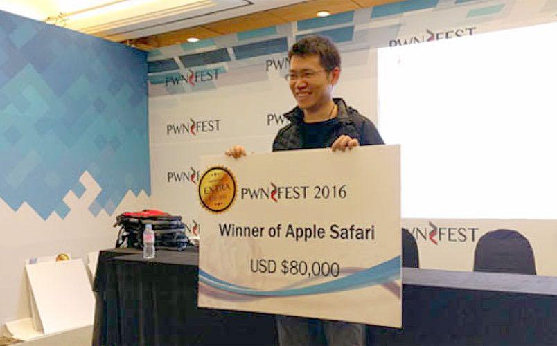 Pangu Hack 2 Safari macOS Sierra 2