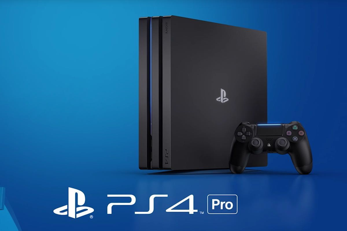 PlayStation 4 Pro PS4 Pro Sony