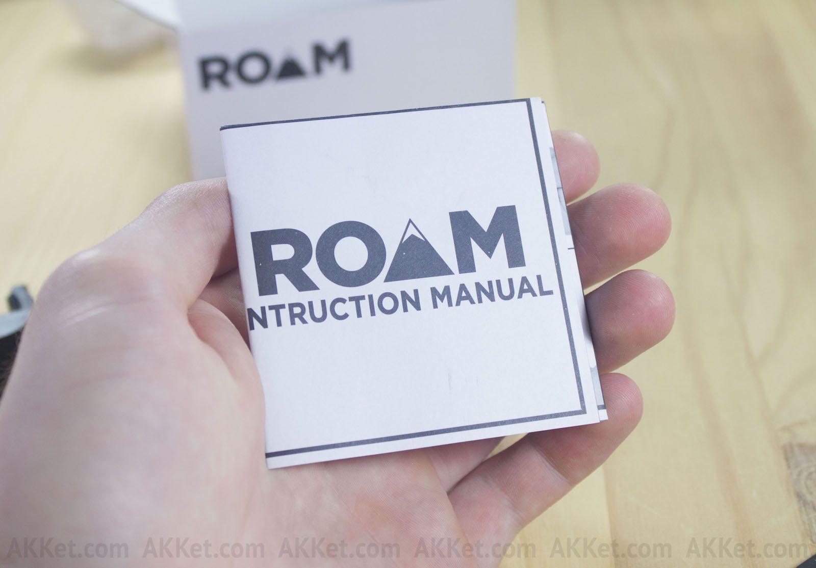 Roam Co-Pilot iPhone Android Bike 7