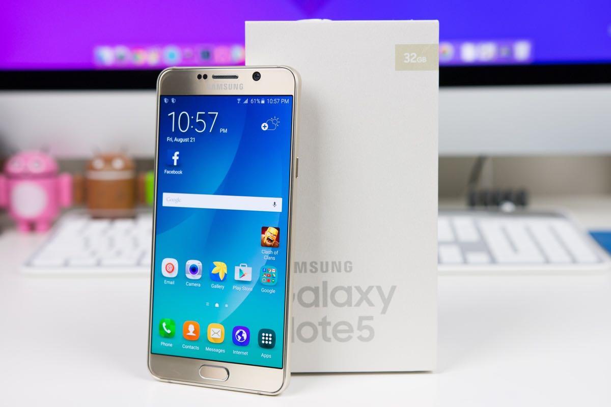 Samsung Galaxy Note 5 Buy 2
