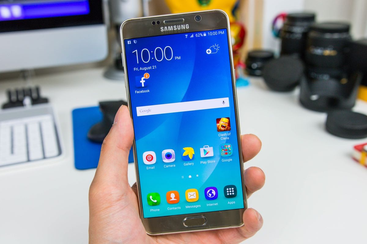 Samsung Galaxy Note 5 Buy